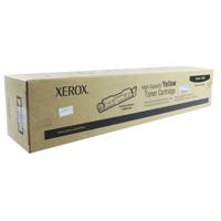 Xerox Phaser 6300 High Capacity Toner Yellow 106R01084