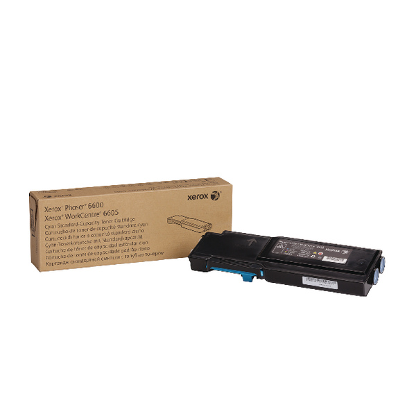 Xerox Cyan Toner Cartridge 106R02245