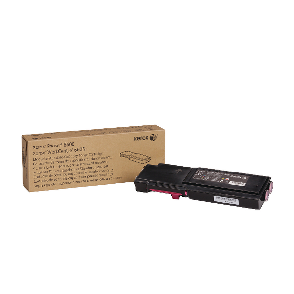 Xerox Magenta Toner Cartridge 106R02246