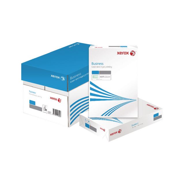 Xerox Business A4 White 80gsm Paper Pack of 2500 XX91820