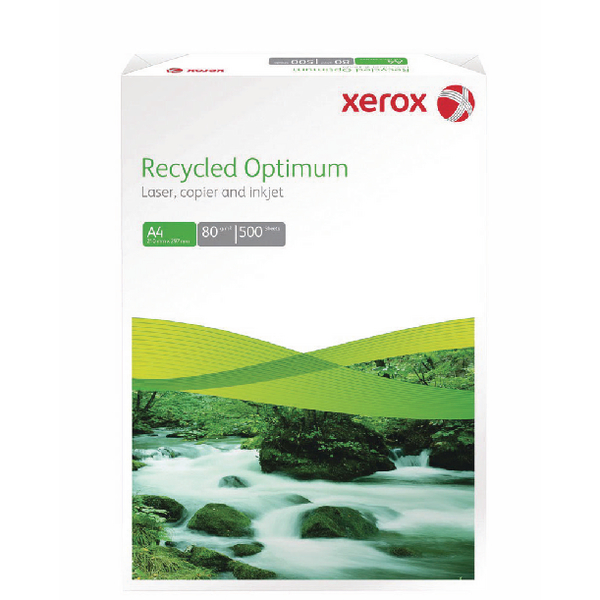 Xerox Recycled Paper Supreme A3 80gsm White Ream 003R95861 (Pack of 500)