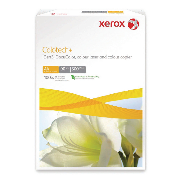 Xerox Colotech+ Paper A4 200gsm White Pack of 250 003R97967